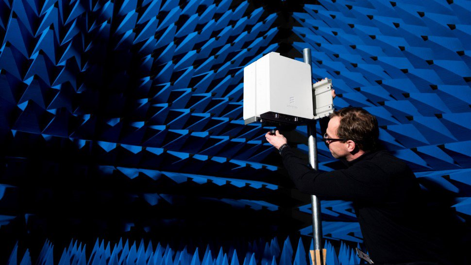 ERICSSON AND INTEL SCORE ANOTHER FEAT WITH MULTIVENDOR DATA CALL ON 39GHZ READ