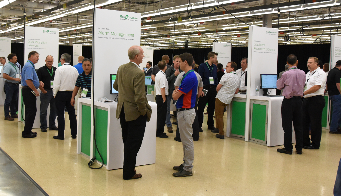 ANNUAL ECOSTRUXURE FOXBORO USER GROUP CONFERENCE TO FOCUS ON DIGITIZATION AND PROFITABILITY