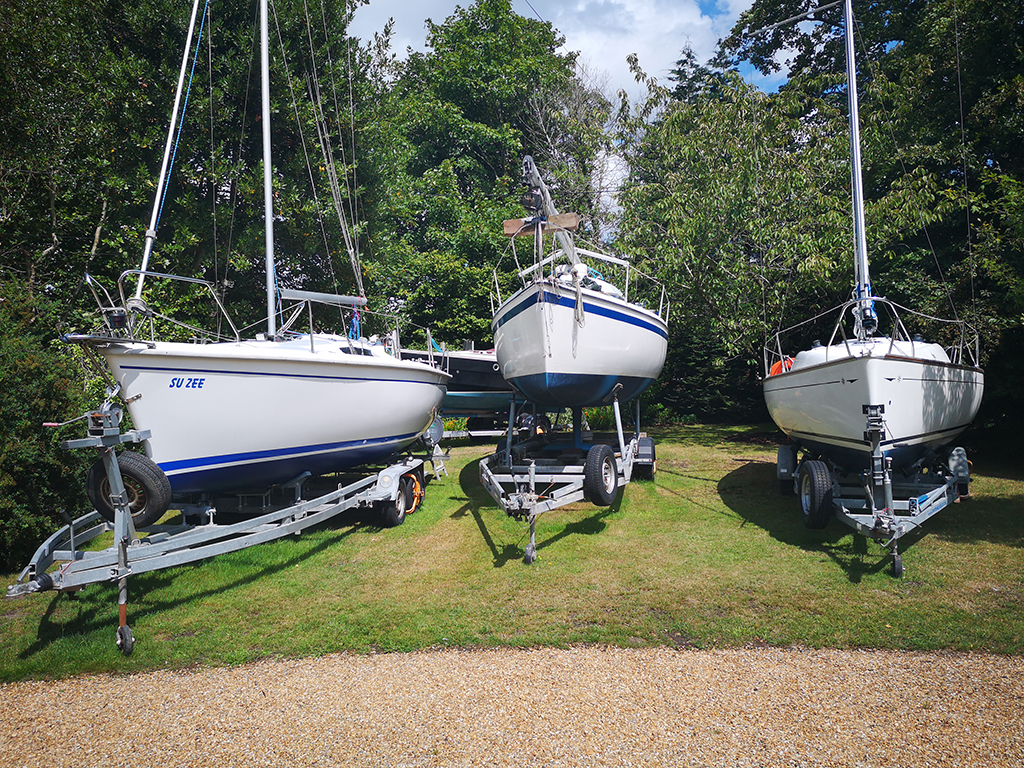 Used boats for sale in the uk by Boats on Wheels