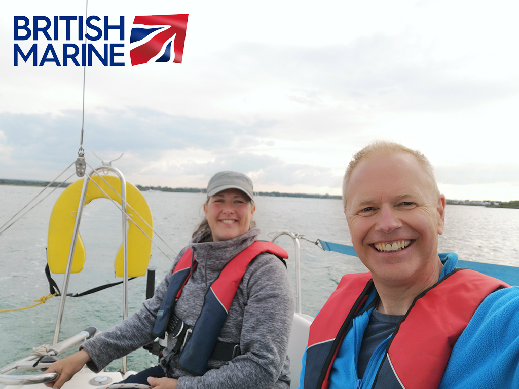 Boats on Wheels are proud members of British Marine
