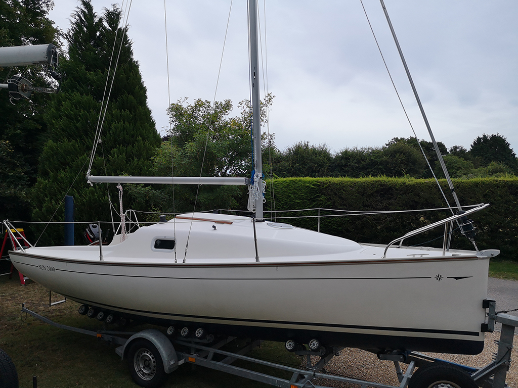 Sportina 680 used boat for sale