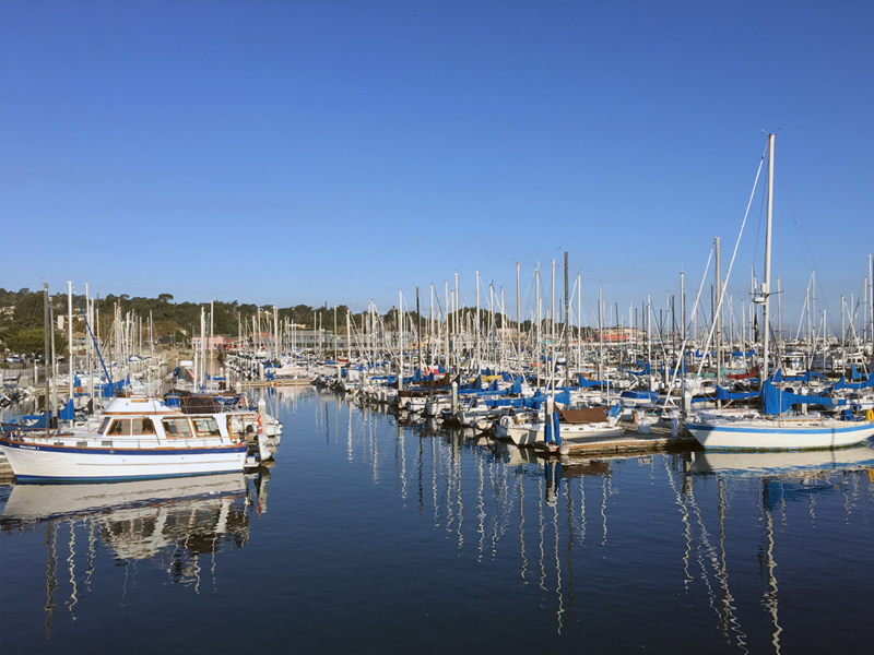 save marina fees with a trailer sailer