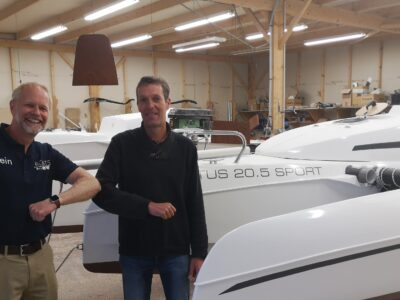 New deal between Astus Boats and Boats on Wheels