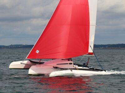 Astus Boats free gennaker offer