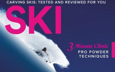 SKI Magazine – Tsaina Reborn
