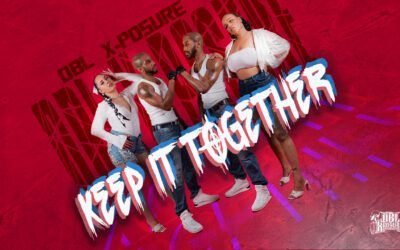 Roadie Music Write Up On DBL X-POSURE'S Summer Hit 'Keep It Together' OUT NOW!!