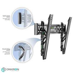 ONKRON-wall-TV-mount-TM6-BLK
