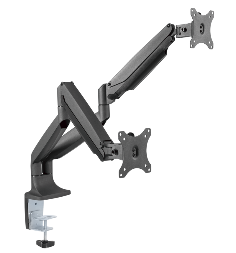 G200 onkron Dual monitor Desk Mount