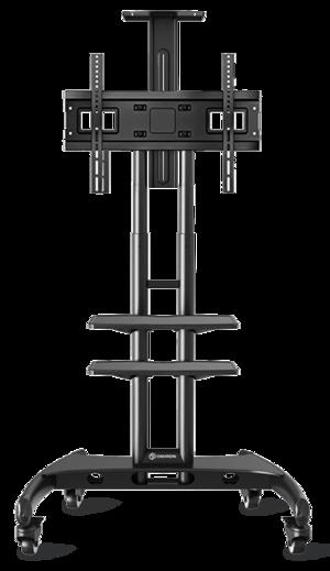 Onkron mobile tv cart ts1562 - Black