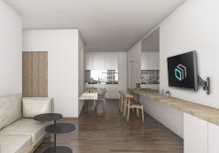 "ONKRON TV Monitor Wall Mount Bracket for 13"" – 32 Inch G150"