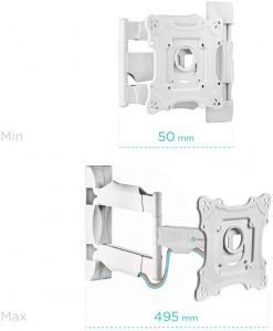 TV Wall Mount for 17