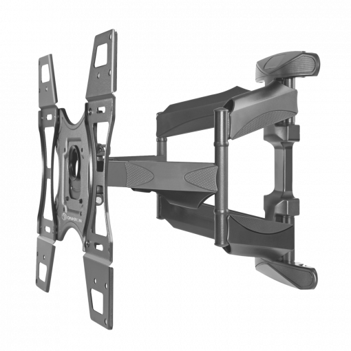 ONKRON Universal TV Mount Tilt Swivel Wall Bracket for 32 to 60-Inch LED LCD Flat Panel TVs M15 Black