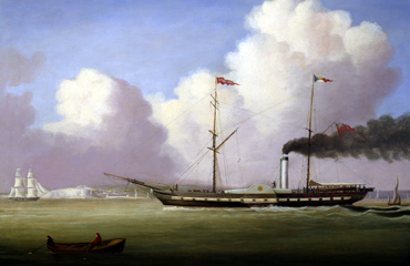Our journey 1837