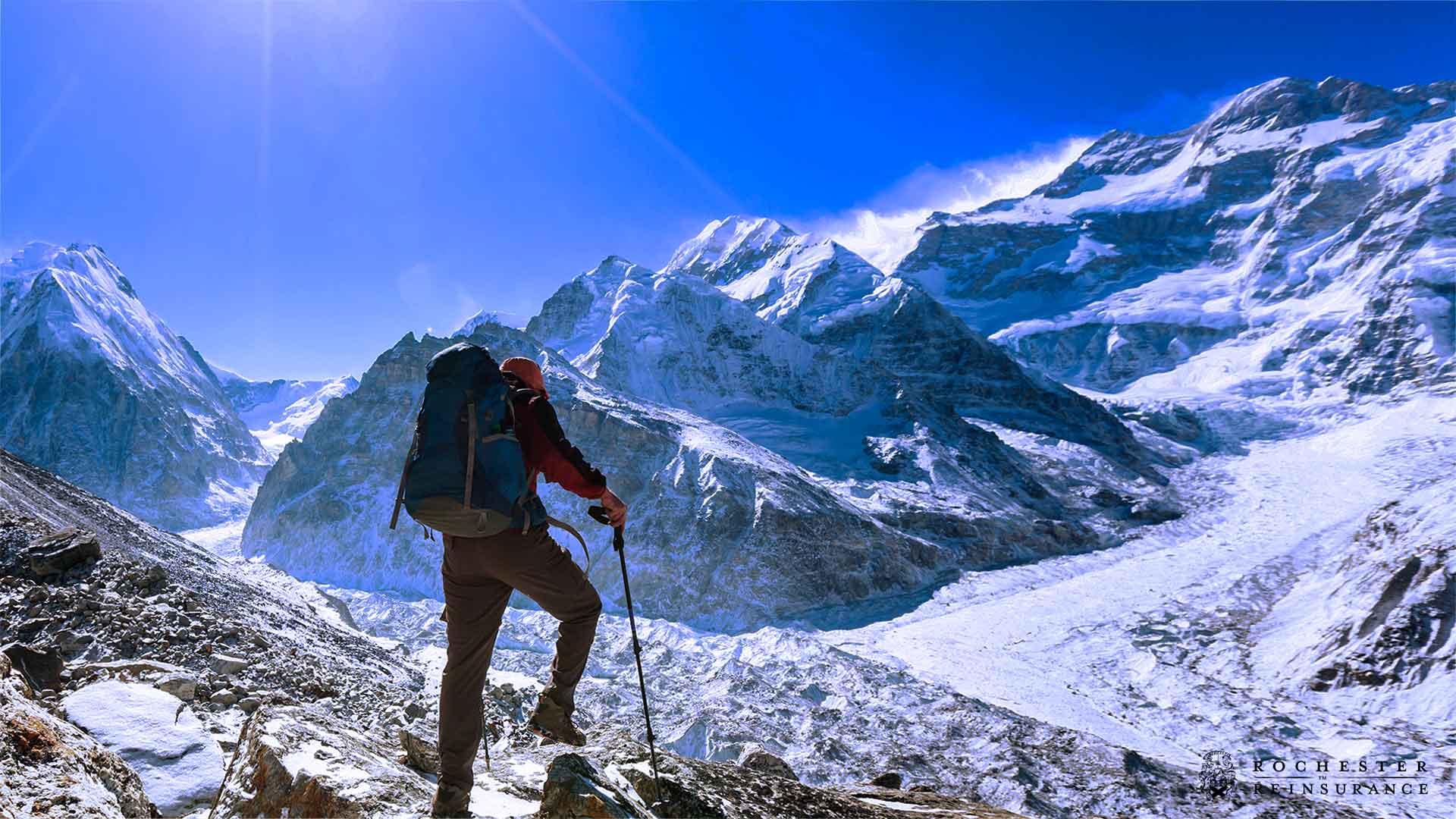 summit hike