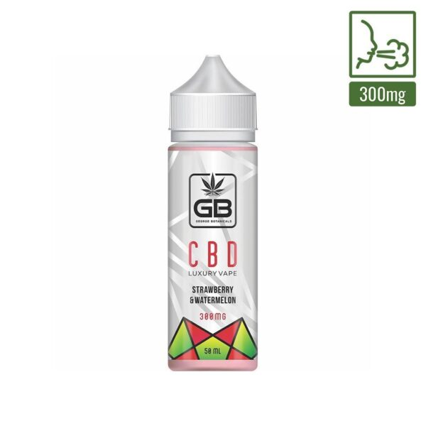 e-liquid strawberry and watermelon
