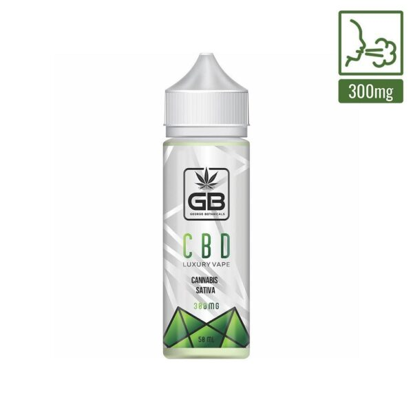 e-liquid Cannabis Sativa