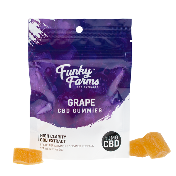 gummies grape cbd