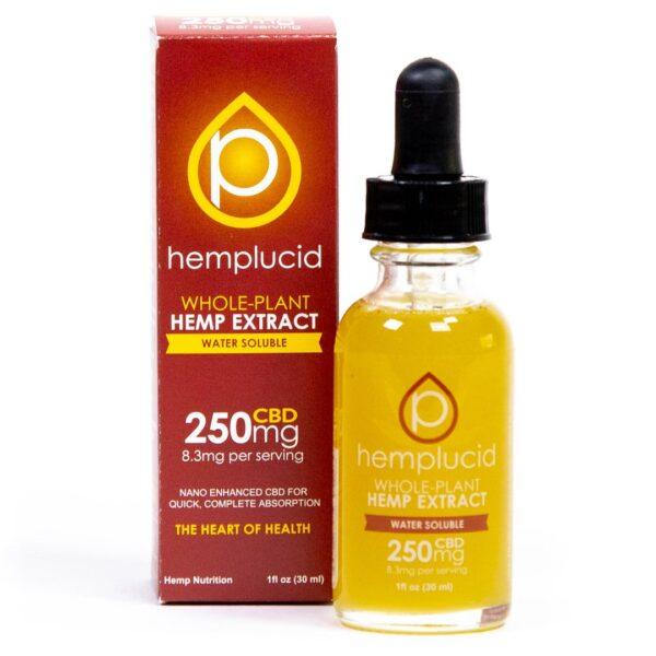 hemplucid 250mg cbd