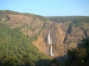 Barehpani Waterfall