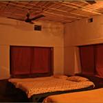 Accommodation at Bangriposhi, Orissa