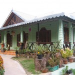 Accommodation in Tinchuley