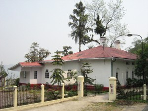 Rabindranath Tagore's house, Mongpoo