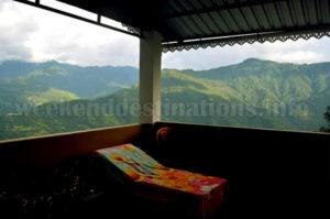 Pedong Homestay view