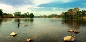 River Buribalam near Bangriposhi