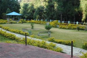 Garden at Chungbung