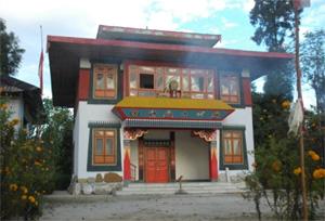 Monastery at Chungbung