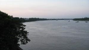 Ganges at Chandannagar