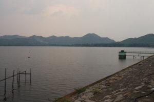 Bhanjanagar dam