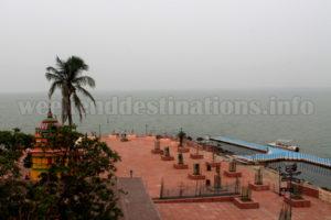 View from Kalijai Temple