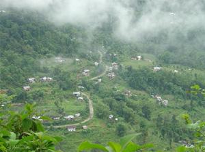 View from Pastanga