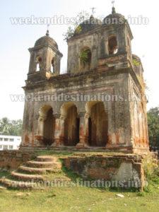Temple at Purbasthali