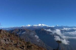 View from Phoktey Dara