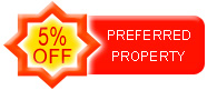 Get Discounts at our Preferred Properties