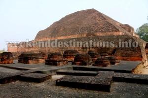 Nalanda Ruins near Bodhgaya