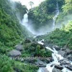 Phamrong falls, Yuksom