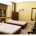Hotel at Rajgir