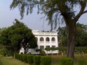 Acharya J.C Bose's House, Falta