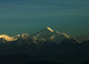 Sunrise from Rishop