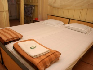 Sajnekhali WBTDC Tourist Complex rooms