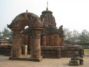 Mukteshwara Temple in Bhubaneshwar
