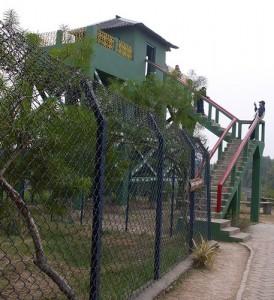 Watchtower at Sajnekhali