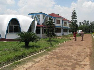 Accommodation in Geonkhali