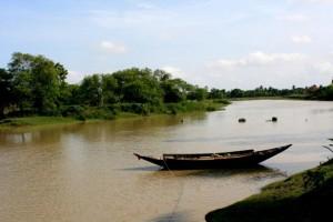 Bagda River beside Monchasa