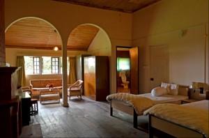 Fagu Tea Resort Bedroom