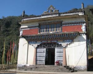 Anden Olong Monastery
