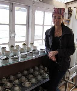 Tea tasting at Makaibari